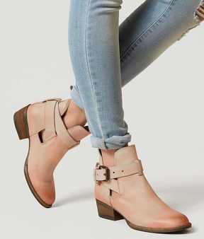 Very Volatile Fiery Ankle Boot