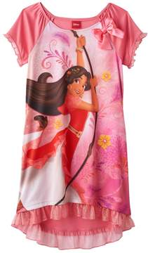 Disney Disney's Elena of Avalor Girls 4-10 Dorm Nightgown
