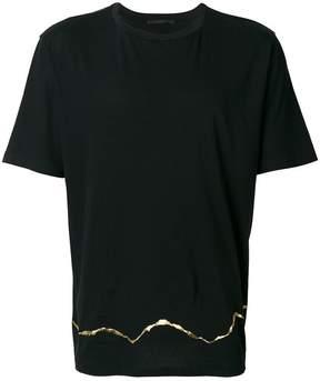Haider Ackermann Perfusion T-shirt
