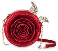 Disney Beauty and the Beast Enchanted Rose Crossbody Bag by Danielle Nicole