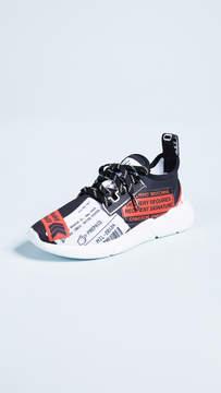 Moschino Multicolored Sneakers