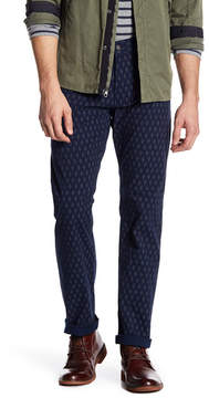 Dockers Printed Alpha Khaki Slim Fit Pants - 30-36\ Inseam