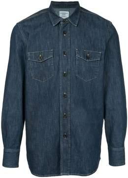Kent & Curwen denim shirt