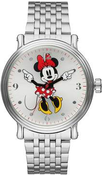 Disney Disney's Minnie Mouse Men's Stainless Steel Watch