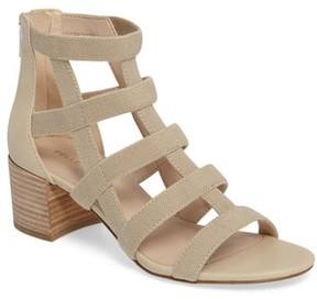 Pelle Moda Women's Unkar Block Heel Sandal