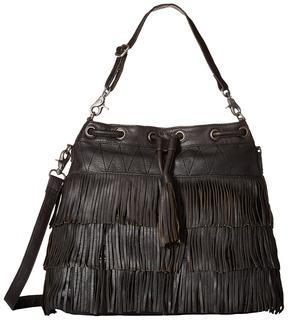 Durango - Kachina Fringe Drawstring Drawstring Handbags