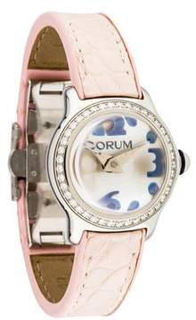 Corum Bubble Diamond Watch