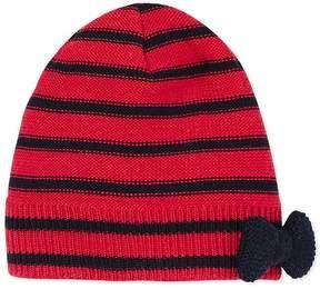 Petit Bateau Girl's wool blend cap