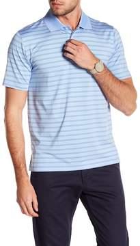 Brooks Brothers Birdseye Golf Polo
