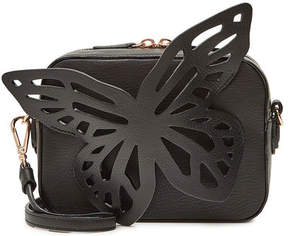 Sophia Webster Flossy Butterfly Leather Camera Bag