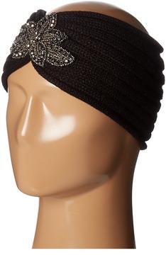 SCALA - Knit Headband w/ Beads Headband