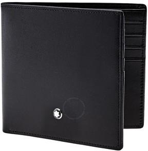 Montblanc Meisterstuck 8 CC Black Leather Wallet