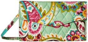 Vera Bradley Strap Wallet Wallet Handbags - TUTTI FRUTTI - STYLE