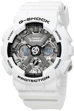 Casio G-Shock White Resin Men's Watch