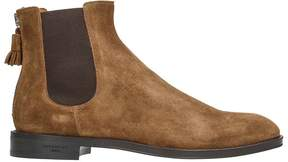 Givenchy Chelsea Suede Boots