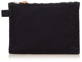 Hermes Pre-owned: Bora Bora Zip Pouch. - BLACK - STYLE