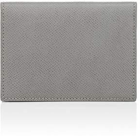 Barneys New York Men's Leather Folding Card Case