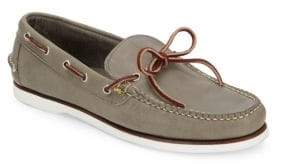 Eastland Tie-Up Leather Boat Shoes