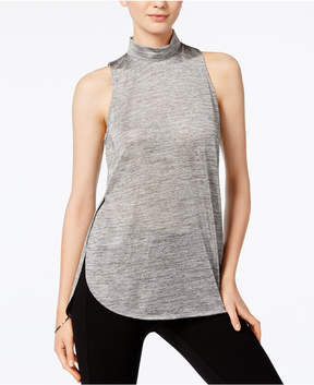 Bar III Mock-Turtleneck Top, Created for Macy's