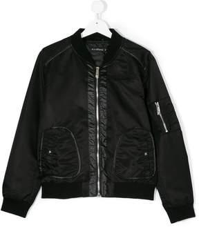 John Richmond Kids Teen zipped bomber jacket