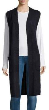 Echo Open-Front Knit Duster