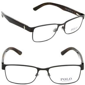 Polo Ralph Lauren Eyeglasses PH1157 PH/1157 9038 Black/Gold Optical Frame 53mm