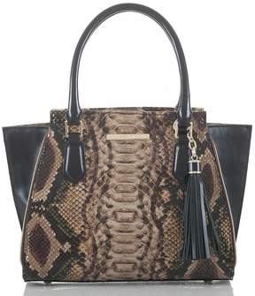 Brahmin Ballington Collection Mini Priscilla Satchel