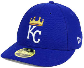 New Era Kansas City Royals Batting Practice Diamond Era Low Profile 59FIFTY Cap