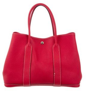 Hermes Negonda Garden Party MM - RED - STYLE