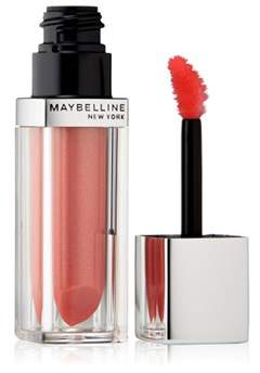 Maybelline Sensational Color Elixir Lip Lacquer Gloss 520 Pearlescent Peach.