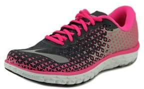 Brooks Pureflow 5 Round Toe Synthetic Running Shoe.