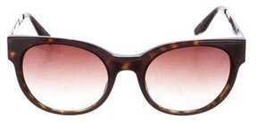 Barton Perreira Printed Cat-Eye Sunglasses