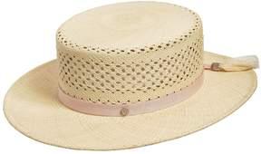 Maison Michel Kiki Natural Straw Hat