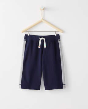 Hanna Andersson Bright Kids Basics Colorblock Shorts