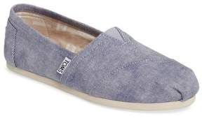Toms Twill Alpargata Slip-On Sneaker
