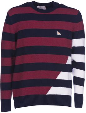 Kitsune Maison Stripes Pullover