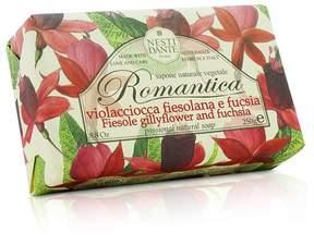 Nesti Dante Romantica Passional Natural Soap - Fiesole Gillyflower & Fuchsia
