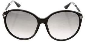 Tod's Round Tinted Sunglasses