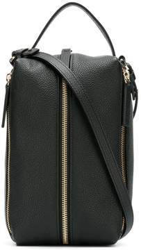 Jil Sander zip-up shoulder bag