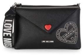Love Moschino Envelope Crossbody Bag