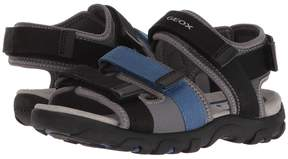 Geox Kids Strada 15 Boy's Shoes