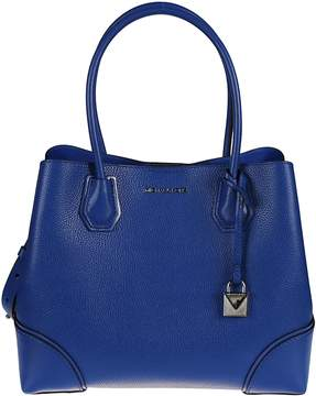Michael Kors Michael Mercer Gallery Tote - ELECTRIC BLUE - STYLE
