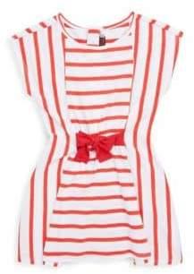 Catimini Toddler's& Little Girl's Striped Dress