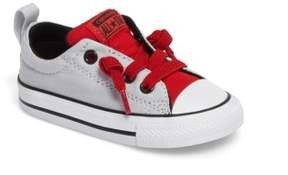Converse Toddler Boy's Street Slip Low Top Sneaker