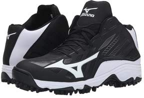 Mizuno 9-Spike Advanced Erupt 3 Mid Men's Cleated Shoes