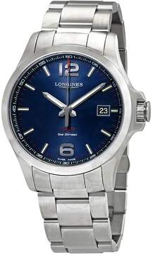 Longines Conquest V.H.P. Blue Dial Men's Watch