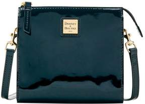 Dooney & Bourke Patent North South Janine Crossbody - BLACK - STYLE