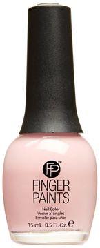 FingerPaints Brushstroke Blush Nail Color