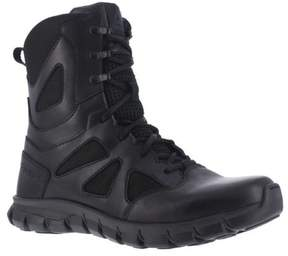 Reebok Work Men's RB8805 Sublite Cushion Tactical 8' Soft Toe Boot