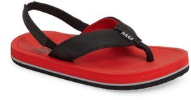 Reef Toddler Boy's Grom Splash Sandal